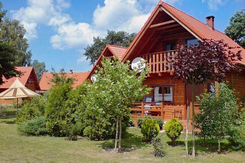 Ferienhaus Plejady Dzwirzyno