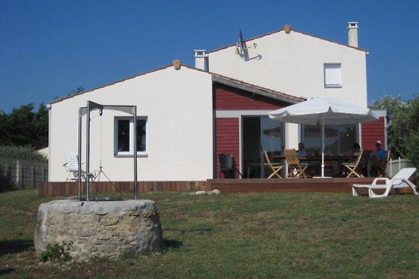 Maison entre deux mers - Ferienhaus in Saint-Denis-d\'Oléron mieten