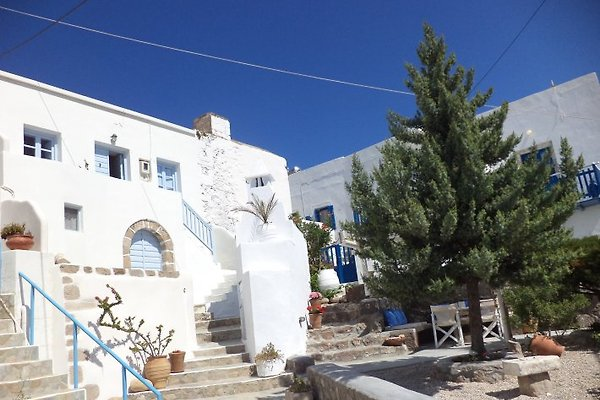 Pyrgiandi House,Milos island à Milos - Image 1