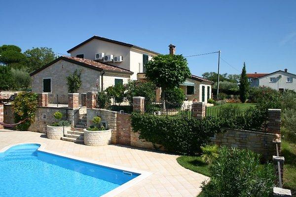 Ferienhaus Istrien Villa Milena