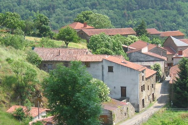 Gite in Auvergne in Saint-Ilpize - Bild 1