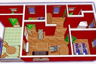 Ferienhaus Frenkhausen Haus 12