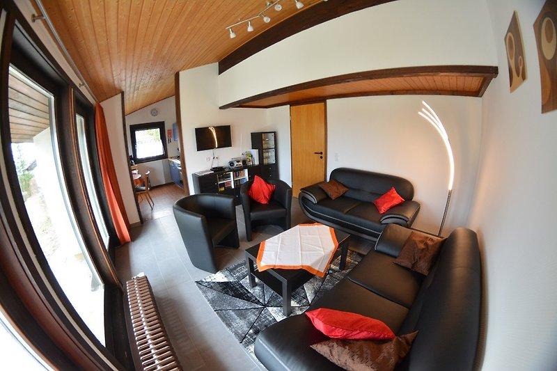 Das neue Wohnzimmer