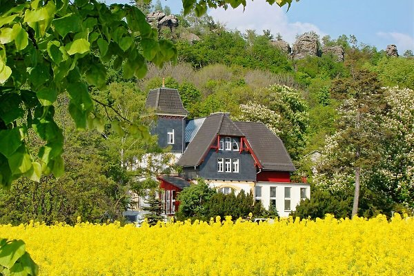 Villa An der Teufelsmauer in Blankenburg - Bild 1