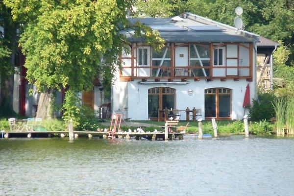 Bootshaus am See, Nähe Berlin in Zernsdorf - immagine 1