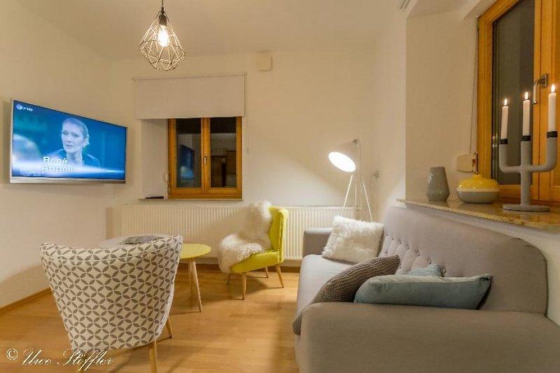 Wunderschöne neu renovierte Wohnung