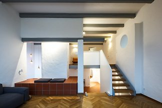 Ferienhaus im Bauhausstil Staegebau