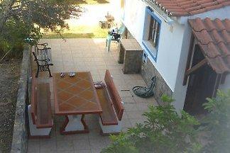 Wohnung auf unserer Quinta zwischen Aljezur und Odeceixe