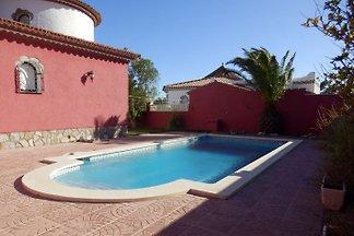 Casa Pascha mit Pool u.Klimaanlagen