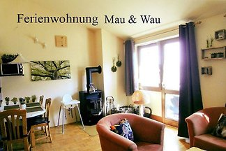 FeWo Ferienpark Falkenstein Mau+Wau