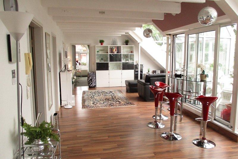 5* Penthouse Wohnzimmer