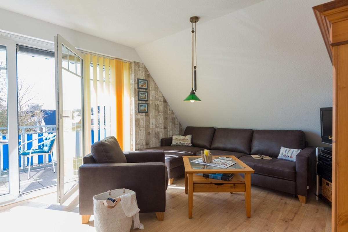 ferienwohnung storchennest ferienwohnung in zingst mieten. Black Bedroom Furniture Sets. Home Design Ideas