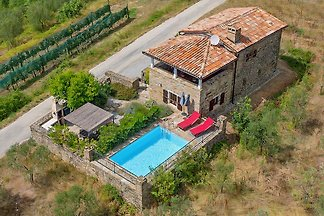 Villa Klarici for Two, Motovun