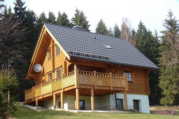 Ferienhaus am Wald en Oberzwota -  1