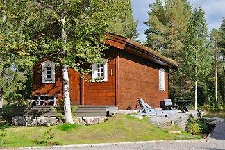 Domek letniskowy Ferienhaus in Lappland