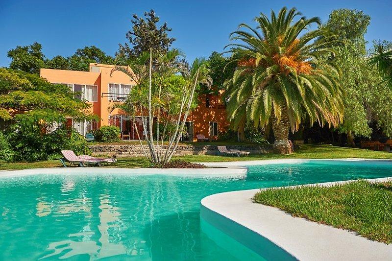 Finca Tropical Casa Amarilla