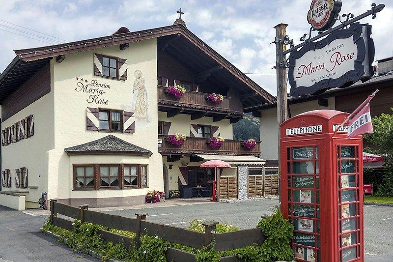 Ferienhaus Kirchberg - 26 Personen