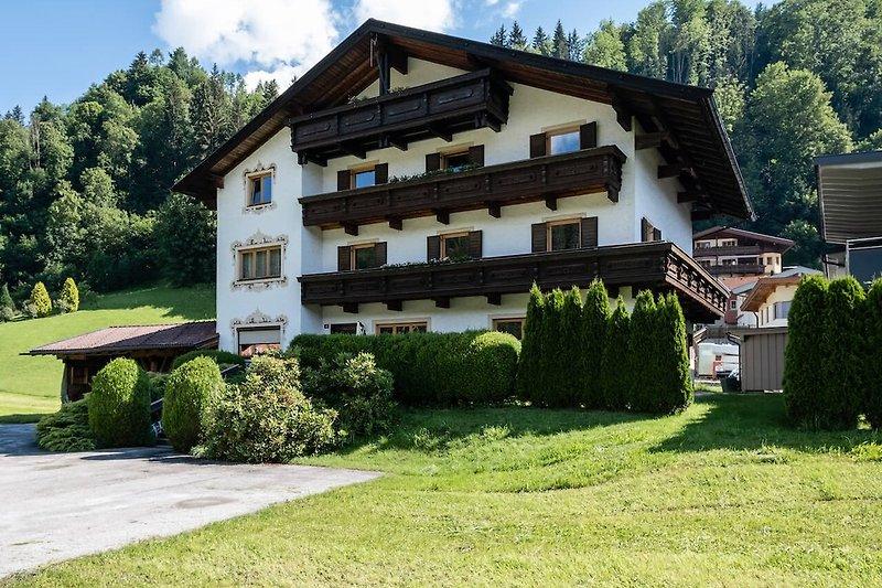 Ferienhaus Hopfgarten - Gasteiger