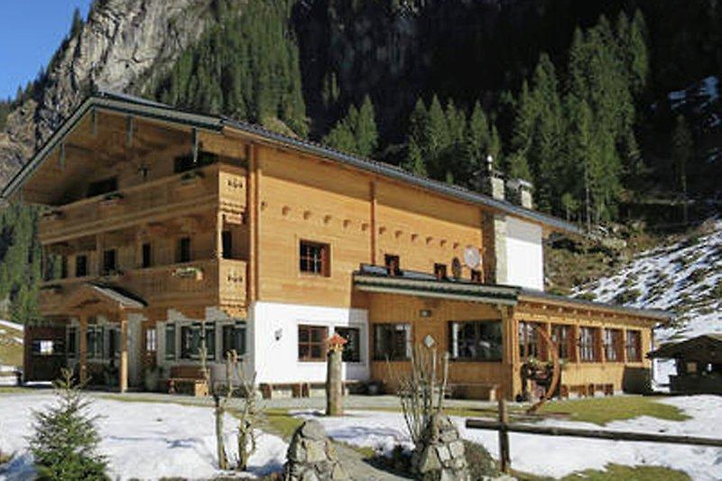 Gruppenhaus Mayrhofen