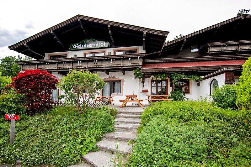 Gruppenhaus Kirchberg
