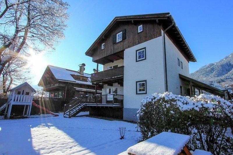 Chalet Kitzbühel - 14 Personen