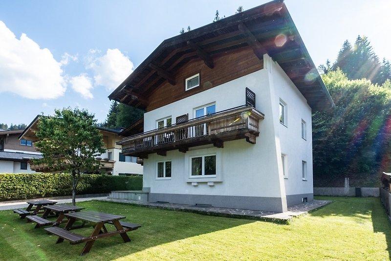 Gruppenhaus am Skilift Ellmau