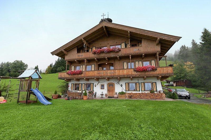 Gruppenhaus Schnapplhof - Kirchberg