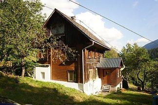 Holzvilla im Naturpark Sölk - Bergpanorama