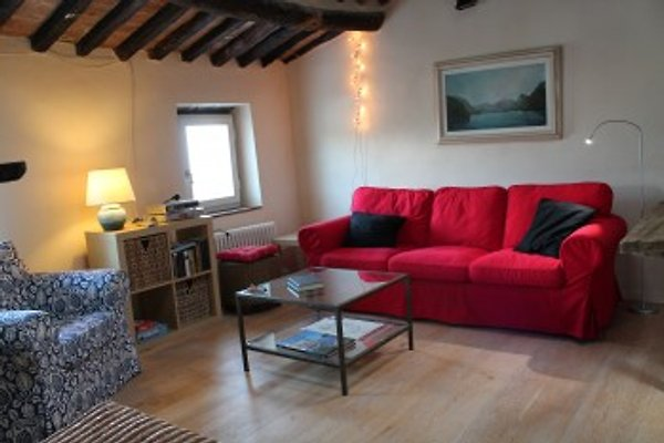 Casa Berretto en Monsagrati - imágen 1