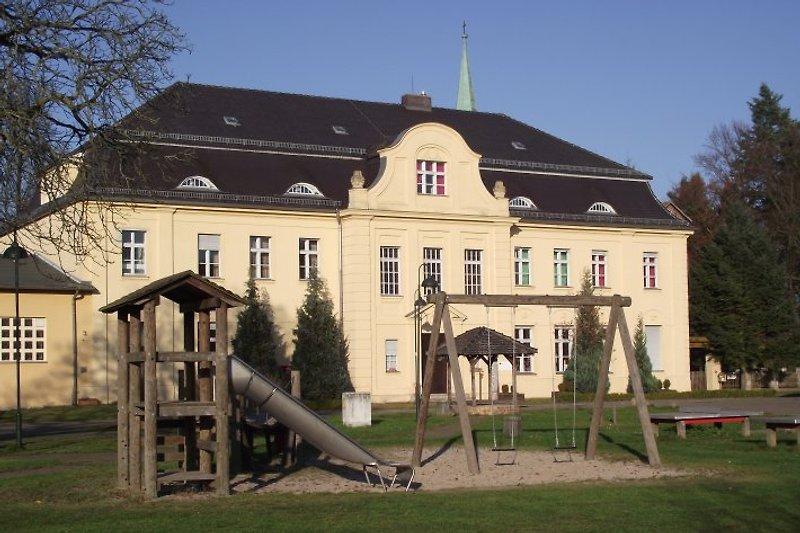 Schloß Wahlsdorf en Dahme/Mark - imágen 2
