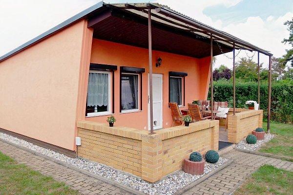 Ferienhaus Haveleck mit Boot in Brückenkopf - immagine 1