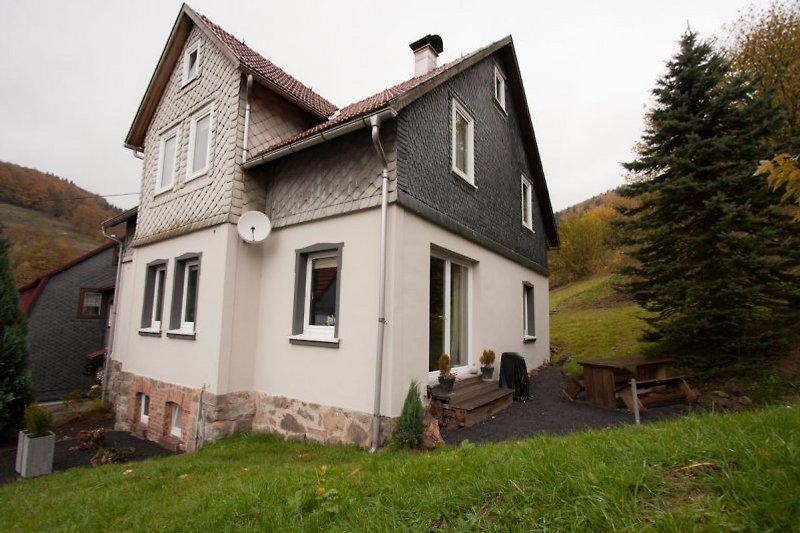 Haus Rennsteig, authentisch und gemütlich