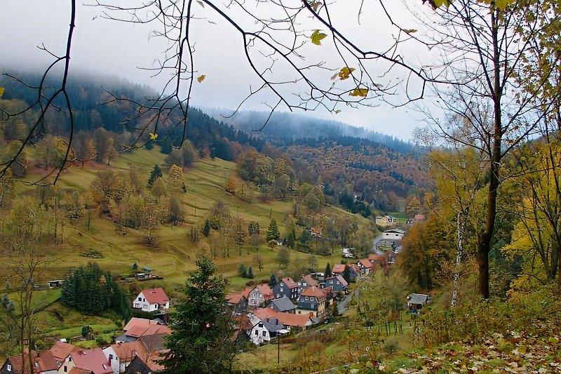 Ferienhaus Rennsteig mitten im Theuringerwald