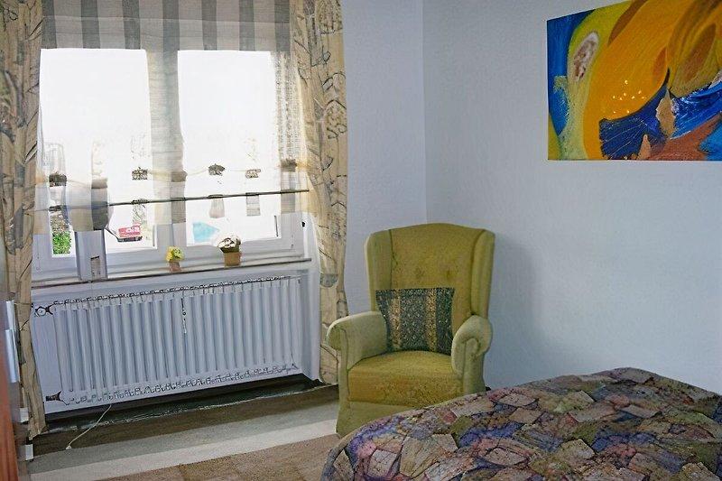 Zimmer . 2 Einzelbetten
