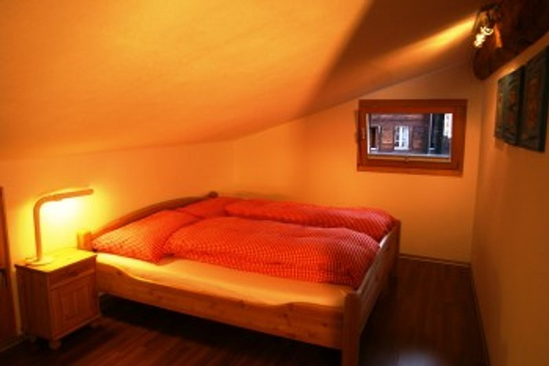 Doppelschlafzimmer Dorfstall