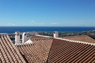 Solana - 180°Blick übers Mittelmeer