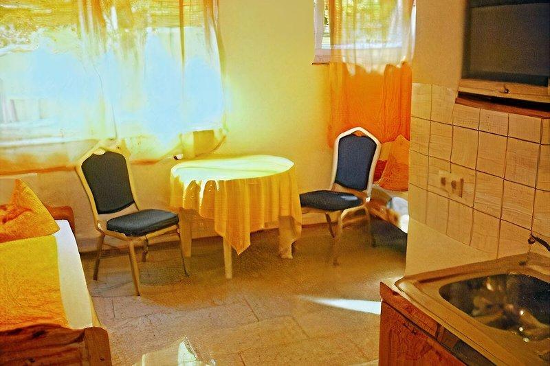 Beispiel eines Apartements