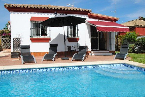 0519 Casa Mariposa in Chiclana de la Frontera - Bild 1
