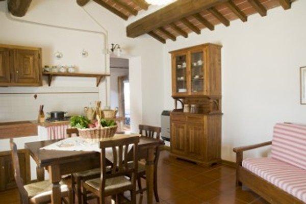 BioBauernhof in der Toscana en Anghiari - imágen 1
